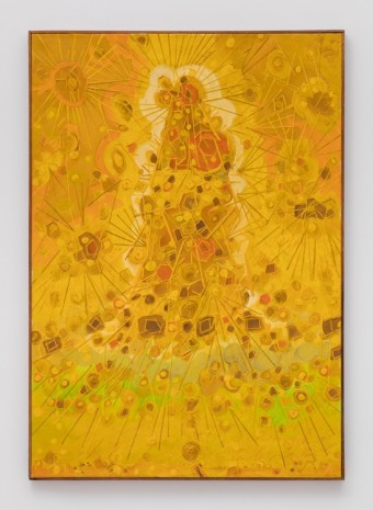 Lee Mullican, Ascension, 1967 , James Cohan Gallery