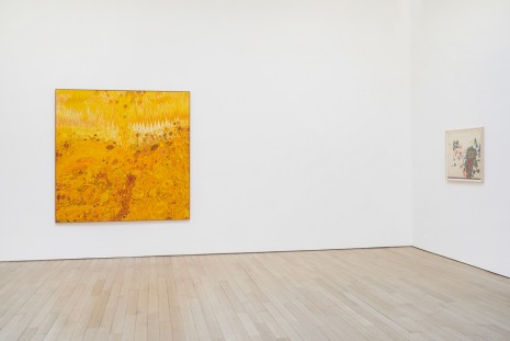 Lee Mullican James Cohan Gallery