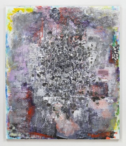 Jack Whitten, Willi Meets The Keeper (For Willi Smith), 1987, Hauser & Wirth