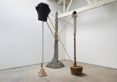 Alejandro Almanza Pereda, Sticks and Stones (California Decline), 2017, Ibid