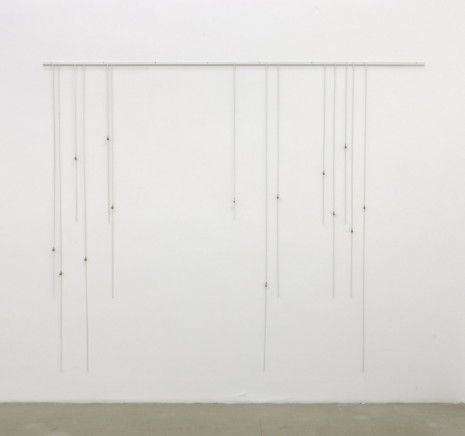 Latifa Echakhch, Morgenlied (III), 2012, kaufmann repetto
