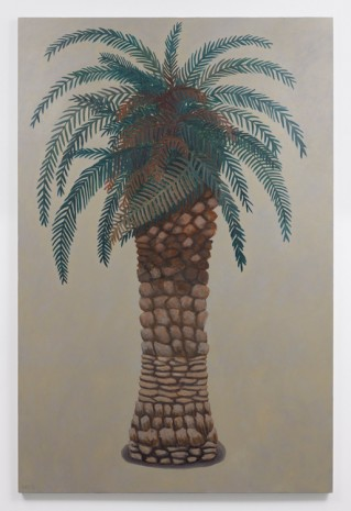 Stephen McKenna, Palm Tree Pillar, 2013, Kerlin Gallery