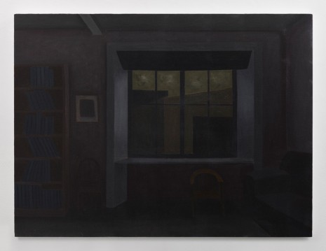 Stephen McKenna, Large Night Interior, 2016, Kerlin Gallery