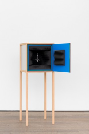 David Adamo, Untitled (the fucking sound of a metronome), 2017, rodolphe janssen