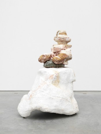 Jessica Jackson Hutchins, Pithos, 2017, Marianne Boesky Gallery