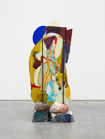 Jessica Jackson Hutchins, Reconciliation, 2017, Marianne Boesky Gallery