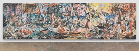 Cecily Brown, A Day! Help! Help! Another day!, 2016 , Paula Cooper Gallery