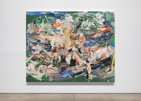 Cecily Brown, When Time Ran Out, 2016 , Paula Cooper Gallery