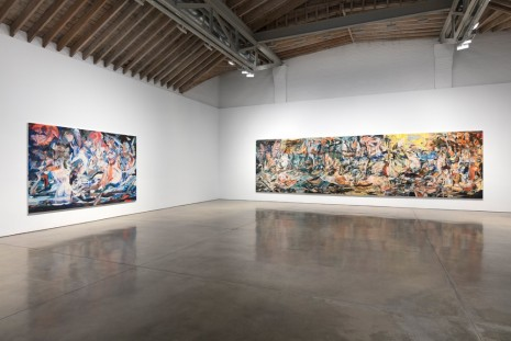 Cecily Brown Paula Cooper Gallery