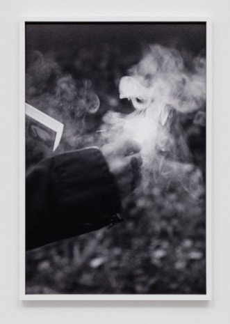 Catherine Opie, Match smoke (The Modernist), 2016, Regen Projects