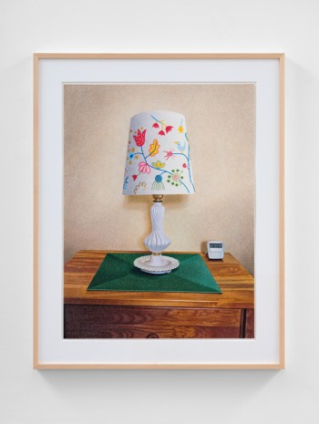Mathew Cerletty, Mitchell's Lamp, 2017 , STANDARD (OSLO)
