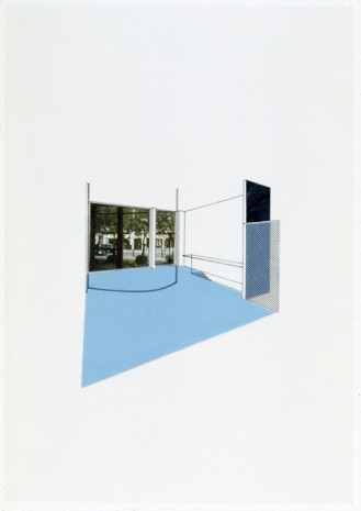 Dan Graham, Liza Bruce Boutique Design, 1997, Hauser & Wirth