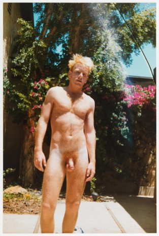 Jack Pierson, Palm Springs, from the series Angel Youth, 1990, Maccarone