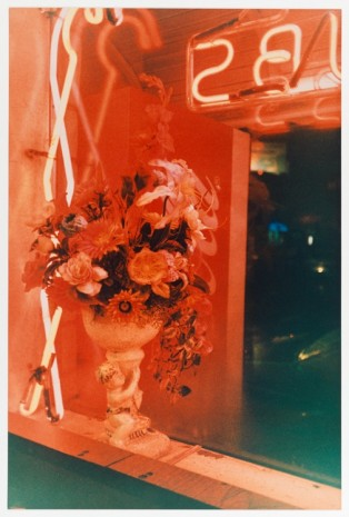 Jack Pierson, Neon Baltimore, from the series Angel Youth, 1990, Maccarone