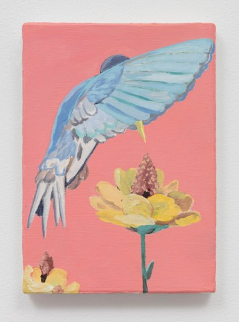 Brian Calvin, Little Bird, 2003 , Regen Projects
