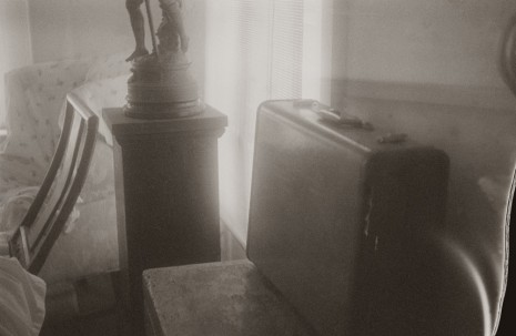 Sally Mann, Remembered Light, Untitled (Suitcase), 2011-2012  , Gagosian