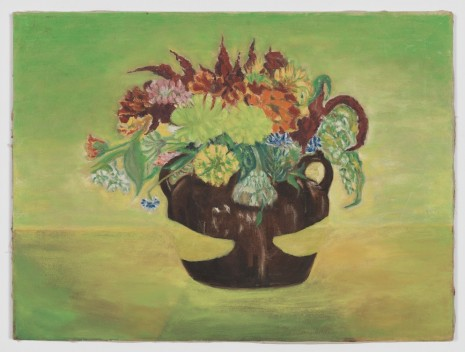 Gedi Sibony, Jug with Flowers and Vase, 2017, Gladstone Gallery