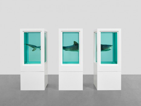 Damien Hirst, Myth Explored, Explained, Exploded, 1993 - 1999, Gagosian