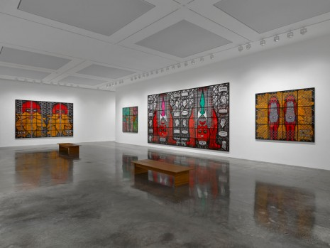 Gilbert & George White Cube
