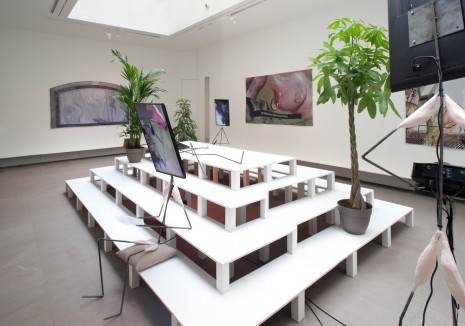 Laure Prouvost Galerie Nathalie Obadia
