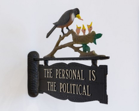 Howard Halle, The Personal Is The Political, 1991, Elizabeth Dee