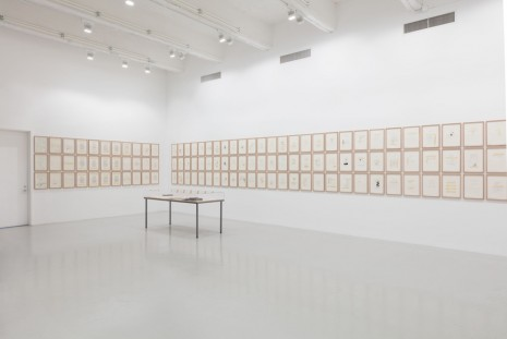 Dieter Roth, 246 little clouds, 1968 – 1976, Hauser & Wirth