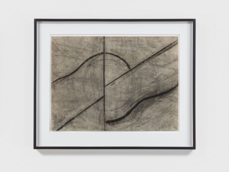 Allan Kaprow, Drawing based upon the breath, 1978 , Hauser & Wirth
