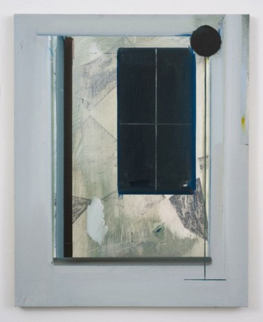 Sanya Kantarovsky, The Window, 2012, Marc Foxx (closed)