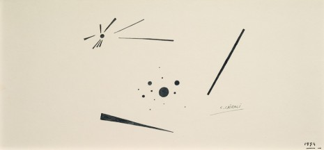 Carlos Cairoli, Polarisation, 1954, The Mayor Gallery