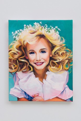 Sam McKinniss, JonBenet, 2017 , team (gallery, inc.)