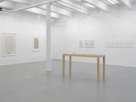 Channa Horwitz Lisson Gallery
