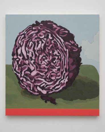 Holly Coulis, Cabbage, 2012, Cherry and Martin