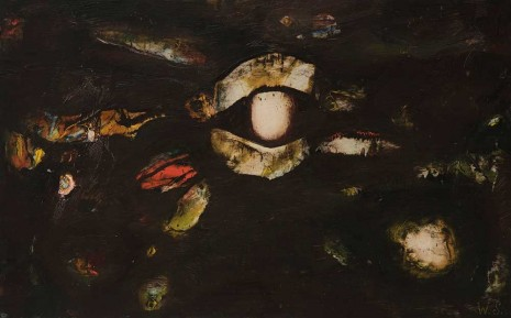 William Scharf, Lid's Night, 1964, Hollis Taggart