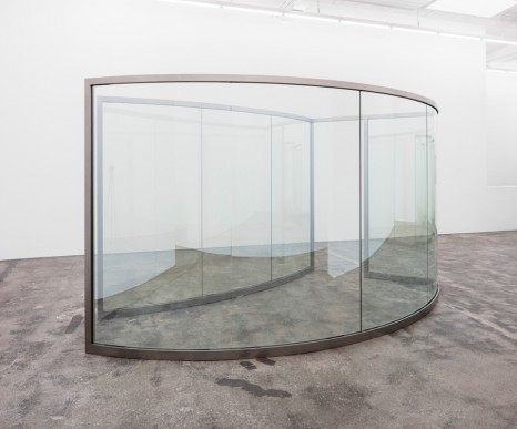 Dan Graham, Let's Get To Know Each Other, 2015, Galleri Nicolai Wallner