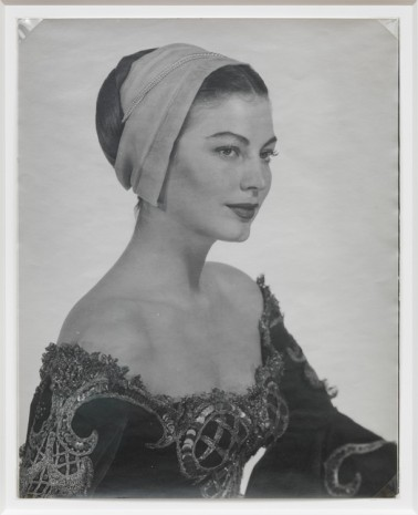 Man Ray, Ava Gardner in costume for Albert Lewin's 'Pandora and the Flying Dutchman', 1950 , Gagosian