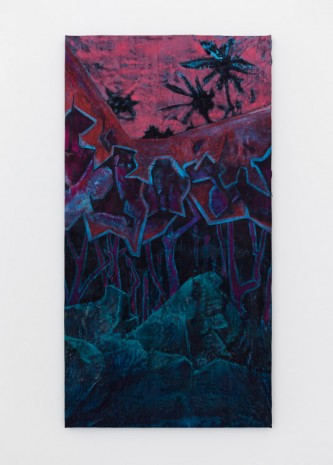 Cy Gavin, Tom Moore's Jungle, 2018 , VNH Gallery