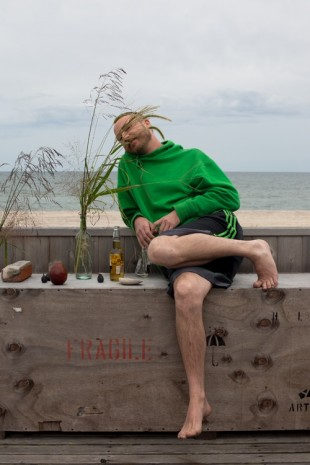 Wolfgang Tillmans, Afternoon Beer, 2017 , Galerie Buchholz