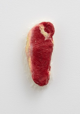 Shahryar Nashat, New York Strip Raw, 2018 , David Kordansky Gallery
