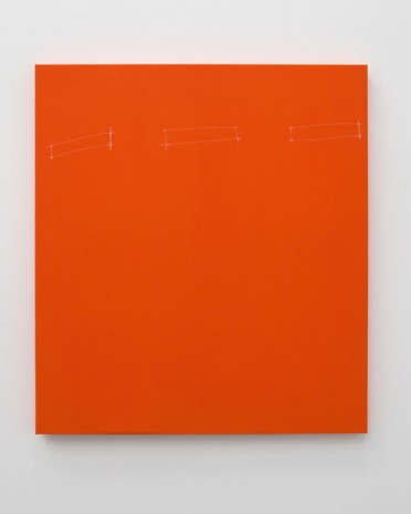 Cosima von Bonin, DIAL BUOYE 5 (ORANGE VERSION), 2018 , Petzel Gallery