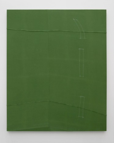 Cosima von Bonin, BUOYE 6 (GREEN VERSION), 2018 , Petzel Gallery