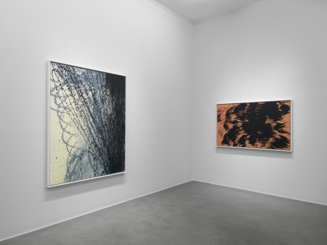 Hans Hartung Simon Lee Gallery