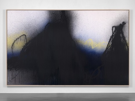 Hans Hartung, T1989-U24, 1989 , Simon Lee Gallery