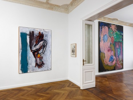 Georg Baselitz Contemporary Fine Arts - CFA
