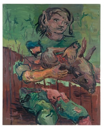 Georg Baselitz, Katzenkopf, 1967, Contemporary Fine Arts - CFA