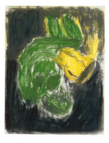 Georg Baselitz, ohne Titel (25.VI.88), 1988 , Contemporary Fine Arts - CFA