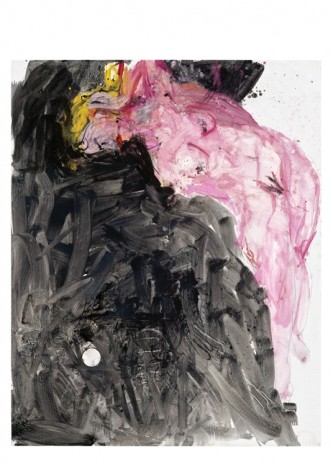 Georg Baselitz, Ade Nymphe I, 1998, Contemporary Fine Arts - CFA