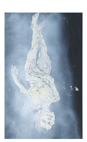 Georg Baselitz, Abwärts I, 2016 , Contemporary Fine Arts - CFA