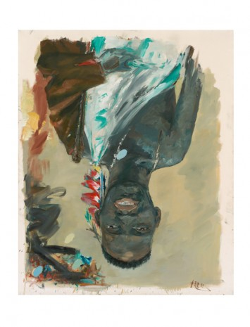Georg Baselitz, 3. Afrikaner, 1972 , Contemporary Fine Arts - CFA