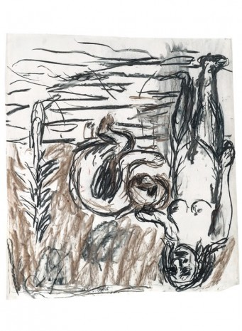 Georg Baselitz, Pastorale, 1985, Contemporary Fine Arts - CFA