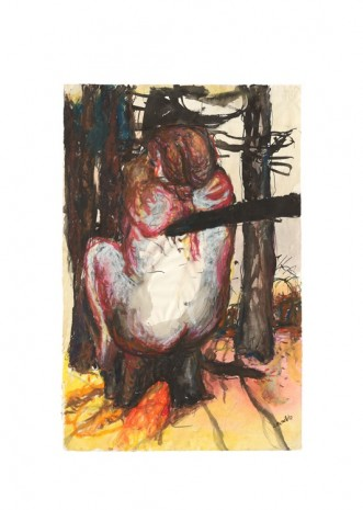 Georg Baselitz, Beatrice, 1964 , Contemporary Fine Arts - CFA